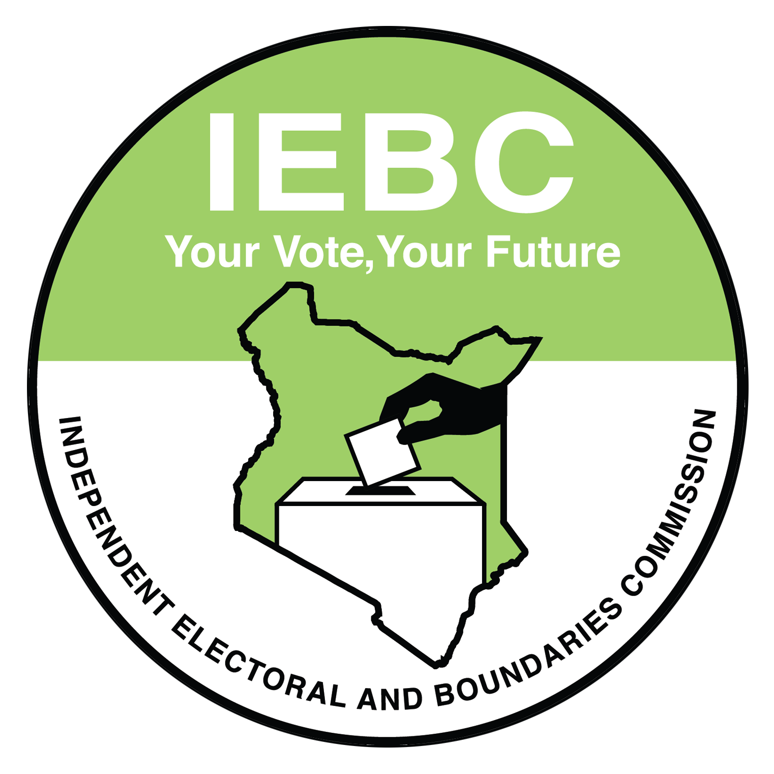 Image result for IEBC Logo